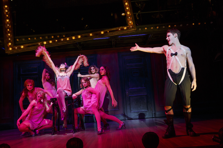 CABARET Presented by Broadway in Chicago