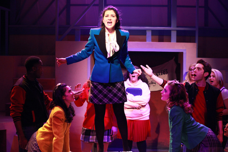 HEATHERS: THE MUSICAL at Kokandy Productions