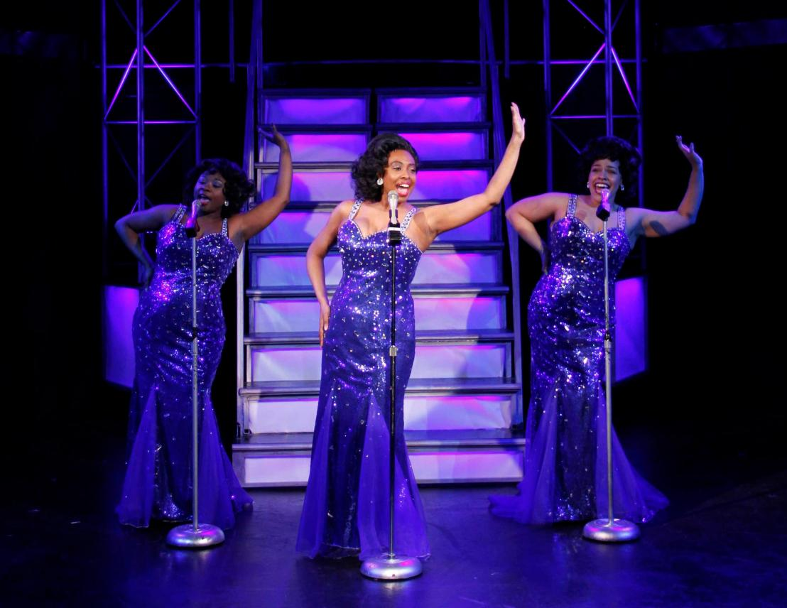 DREAMGIRLS at Porchlight Music Theatre