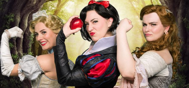 DISENCHANTED! Serves Up Sassy Princess Parody