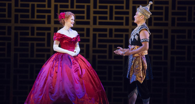 It's a Pleasure Getting to Know Lyric Opera's THE KING ANDI