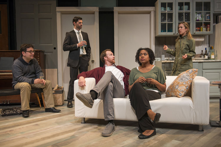 Windy City Playhouse's THIS Muddles in the In-Between