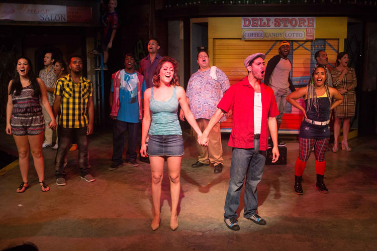 Porchlight's IN THE HEIGHTS Offers An Evening of Musical Delight