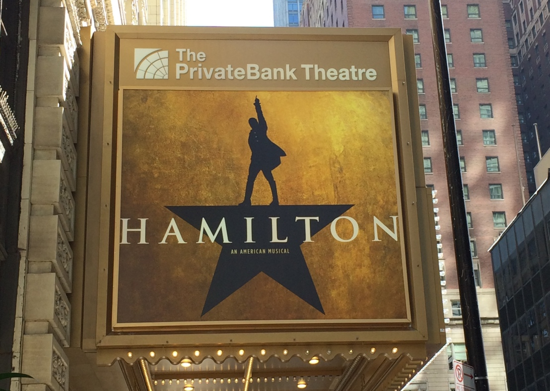 5 Reactions to #HamiltonCHI