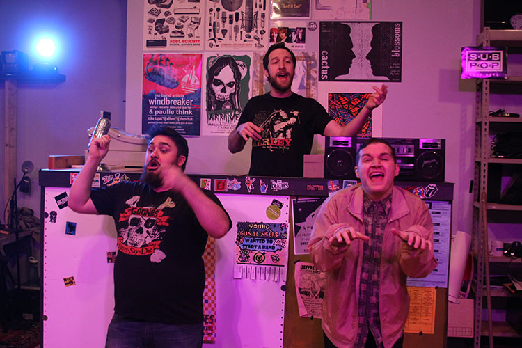 Top 5 Reasons to See Refuge Theatre Project's HIGH FIDELITY: THE MUSICAL