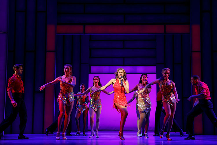 THE BODYGUARD Provides A Glitzy and Lively Evening of Whitney Houston Classics