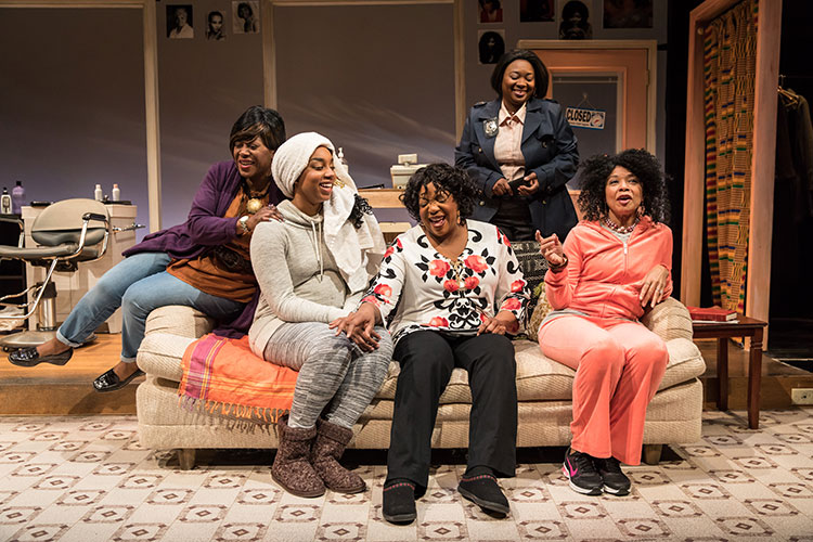 Victory Gardens' World Premiere A WONDER IN MY SOUL Pays Loving Homage to Chicago's South Side and Female Friendship