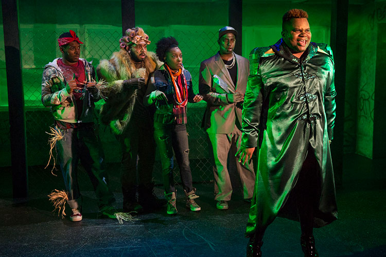 Ease On Down to Kokandy's Joyous THE WIZ