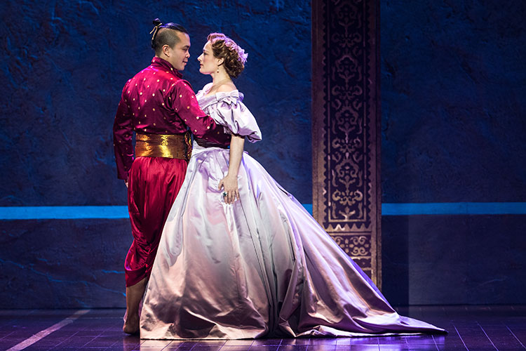 Review: THE KING AND I at Broadway InChicago