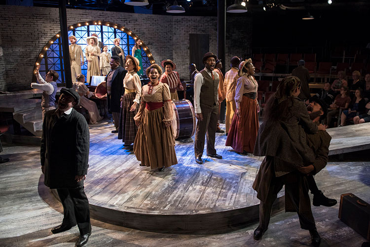 Review: RAGTIME at Griffin Theatre Company