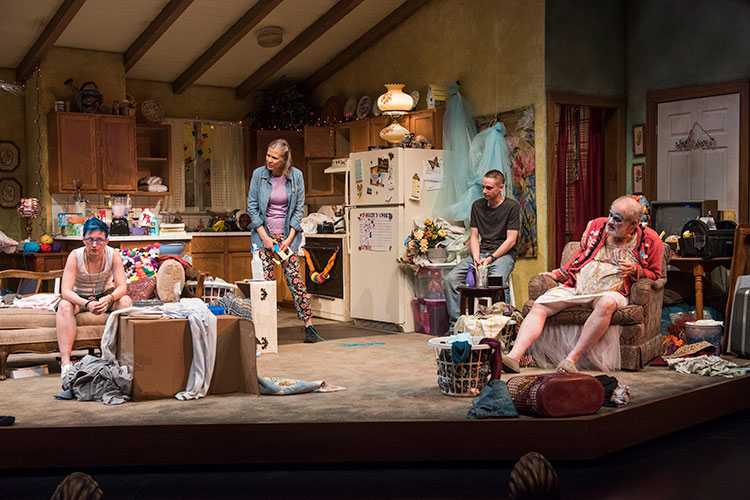 Review: HIR at Steppenwolf Theatre Company