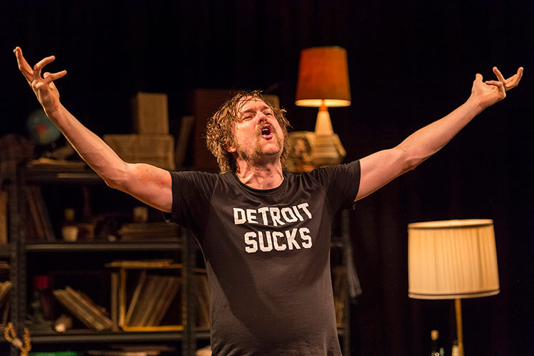 Review: HOW TO BE A ROCK CRITIC atSteppenwolf