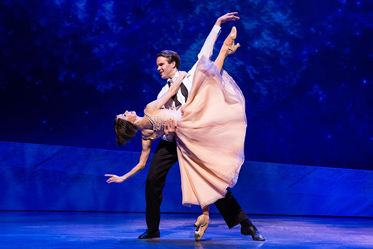 Review: AN AMERICAN IN PARIS National Tour at the Oriental Theatre