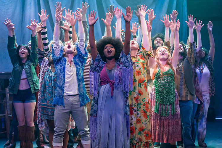 Review: HAIR at Mercury Theater