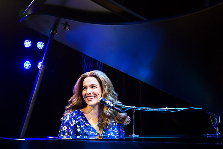 "BEAUTIFUL THE CAROLE KING Musical is ""Some Kind of Wonderful"""