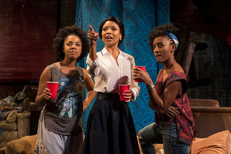 Review: BLKS at Steppenwolf Theatre Company