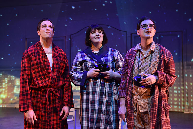 Review: MERRILY WE ROLL ALONG at Porchlight MusicTheatre