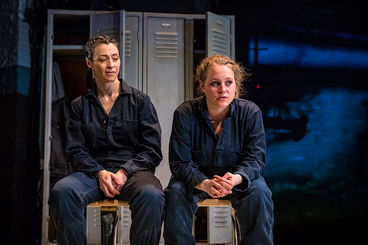 Review: LETTIE at Victory GardensTheater