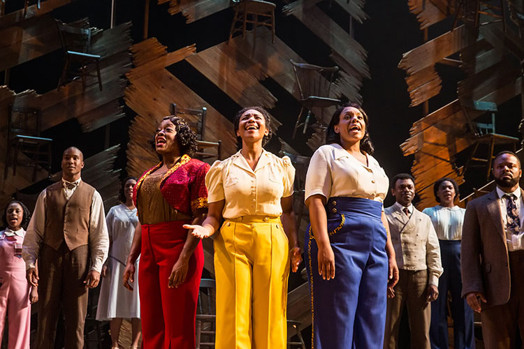 Review: Broadway In Chicago Presents THE COLOR PURPLE