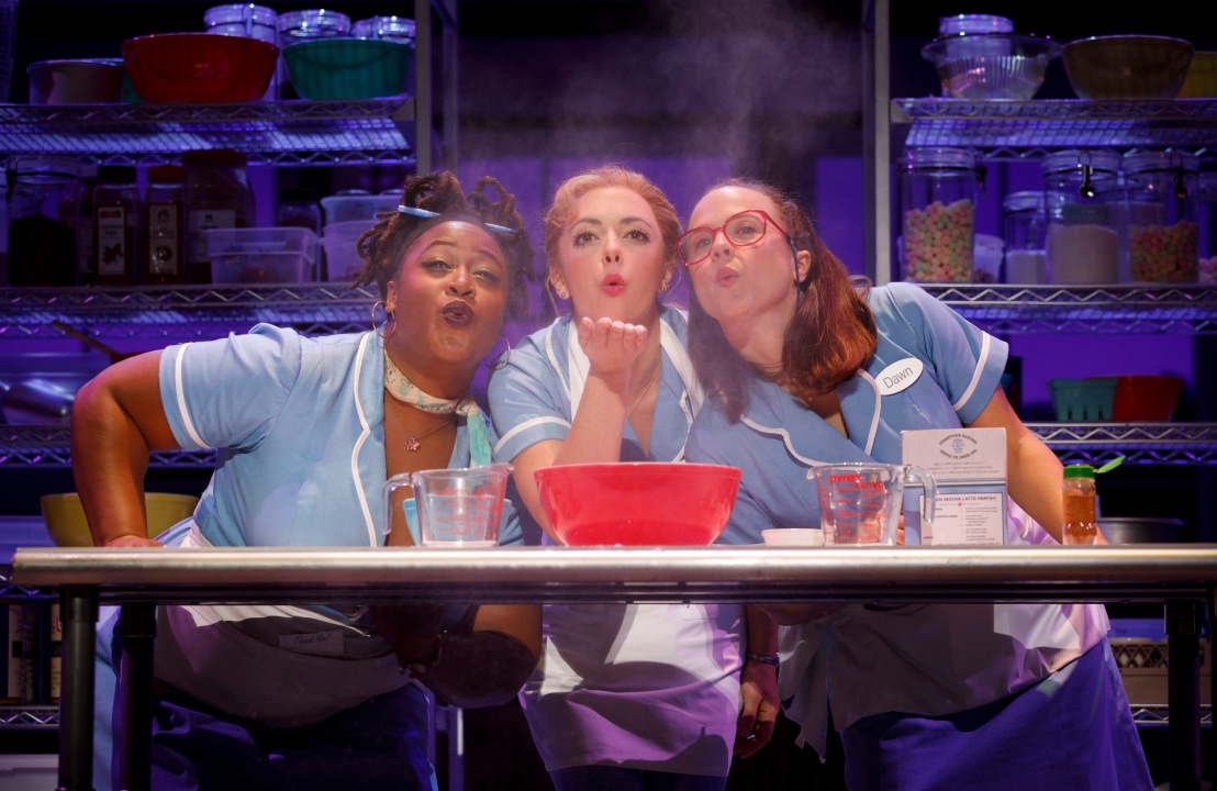 WAITRESS Serves Up A Sweet Summer Theater Treat