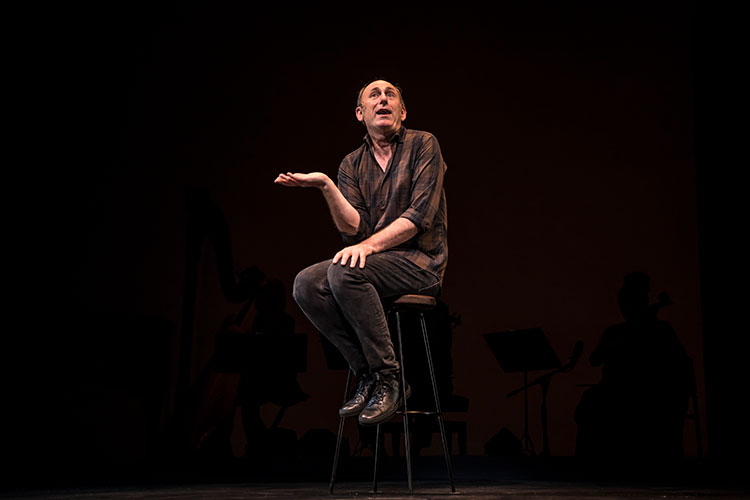 Review: WE'RE ONLY ALIVE… at GoodmanTheatre