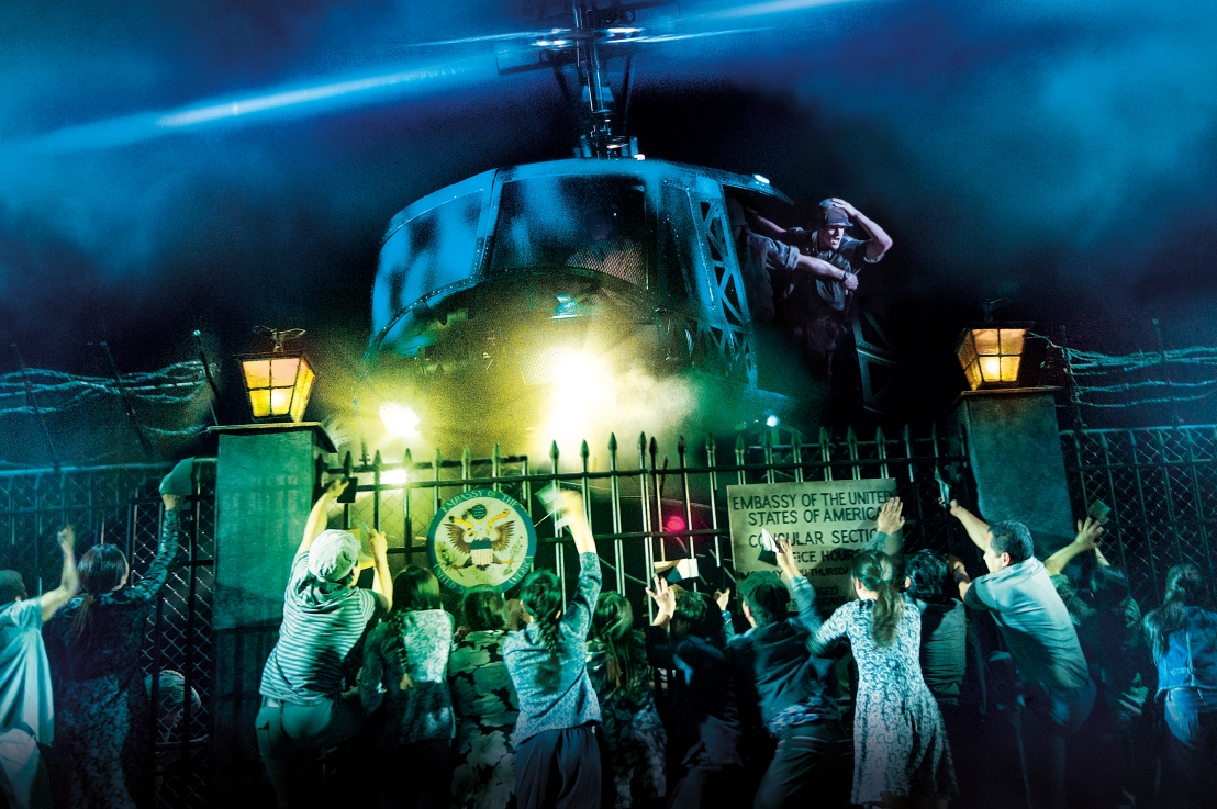 Review: National Tour of MISS SAIGON Presented by Broadway In Chicago