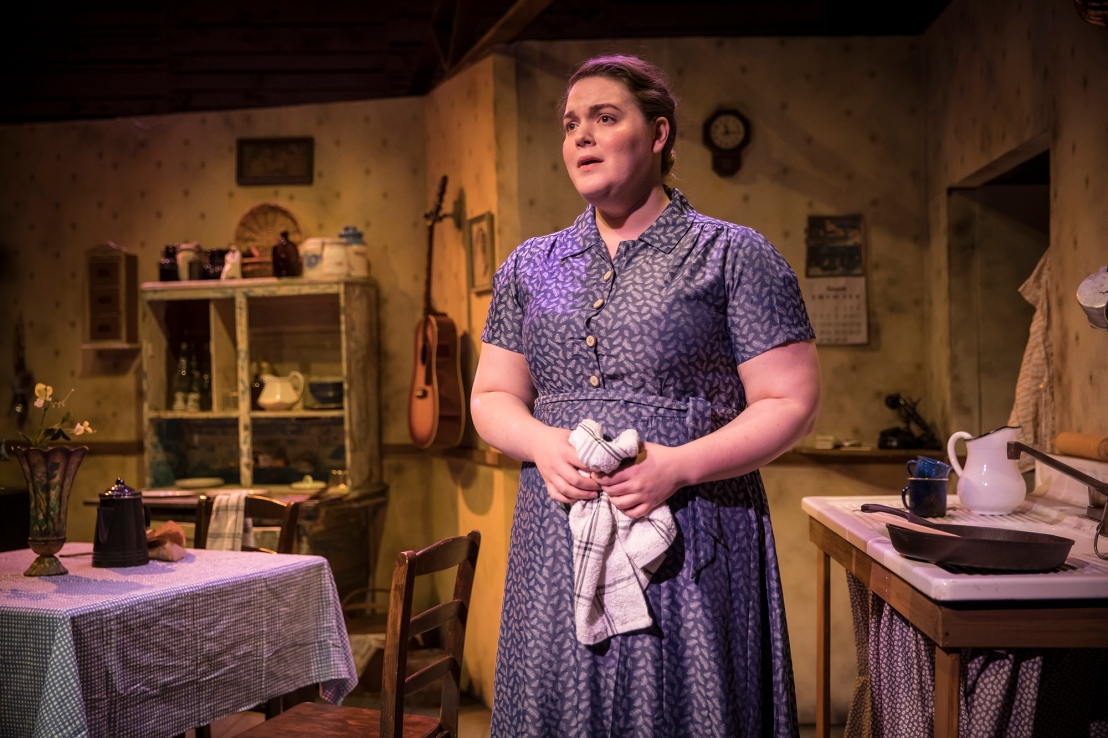 Review: 110 IN THE SHADE at BoHo Theatre