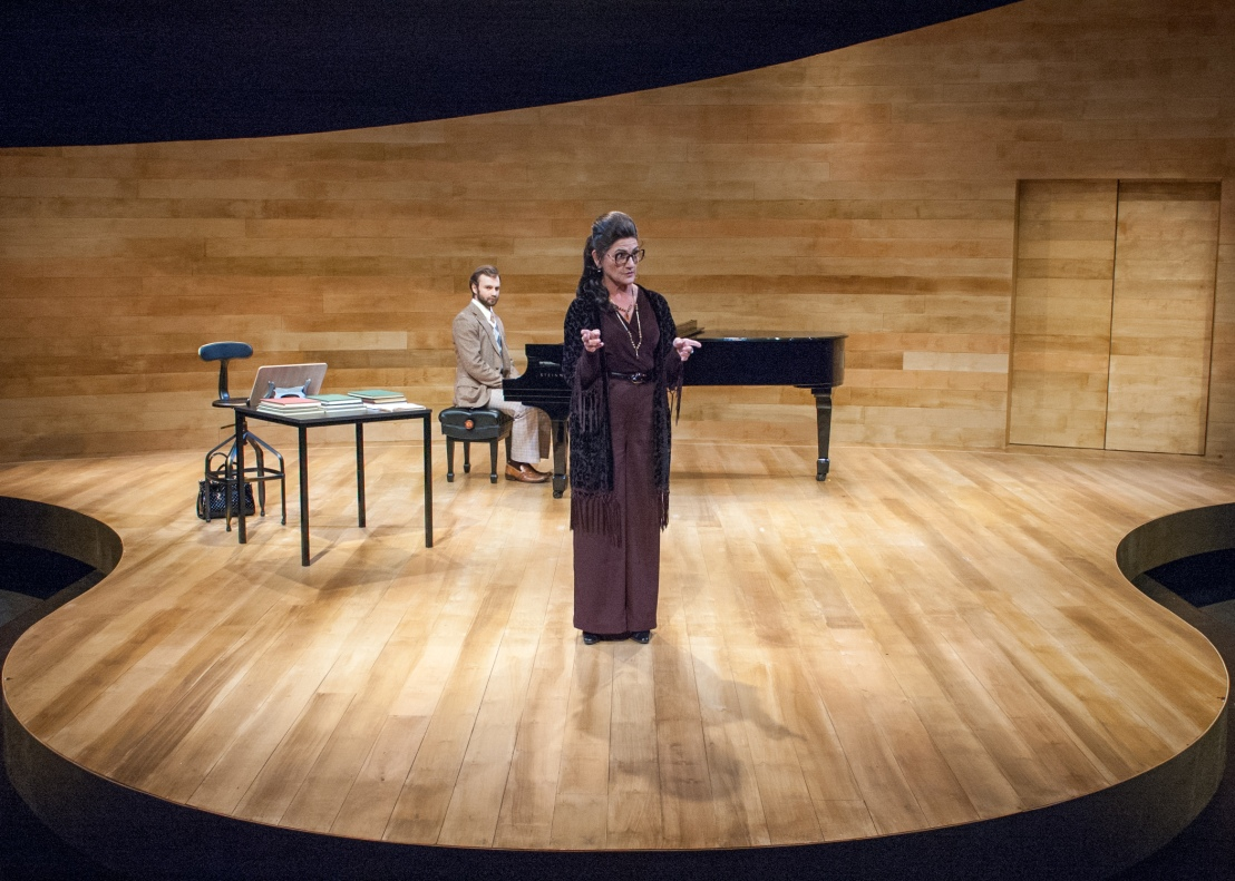 Review: MASTER CLASS at Timeline Theatre Company
