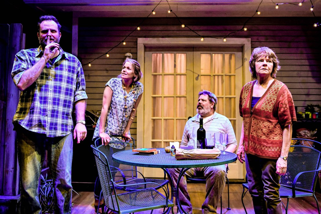 Review: Shattered Globe Theatre/Theater Wit's THE REALISTICJONESES
