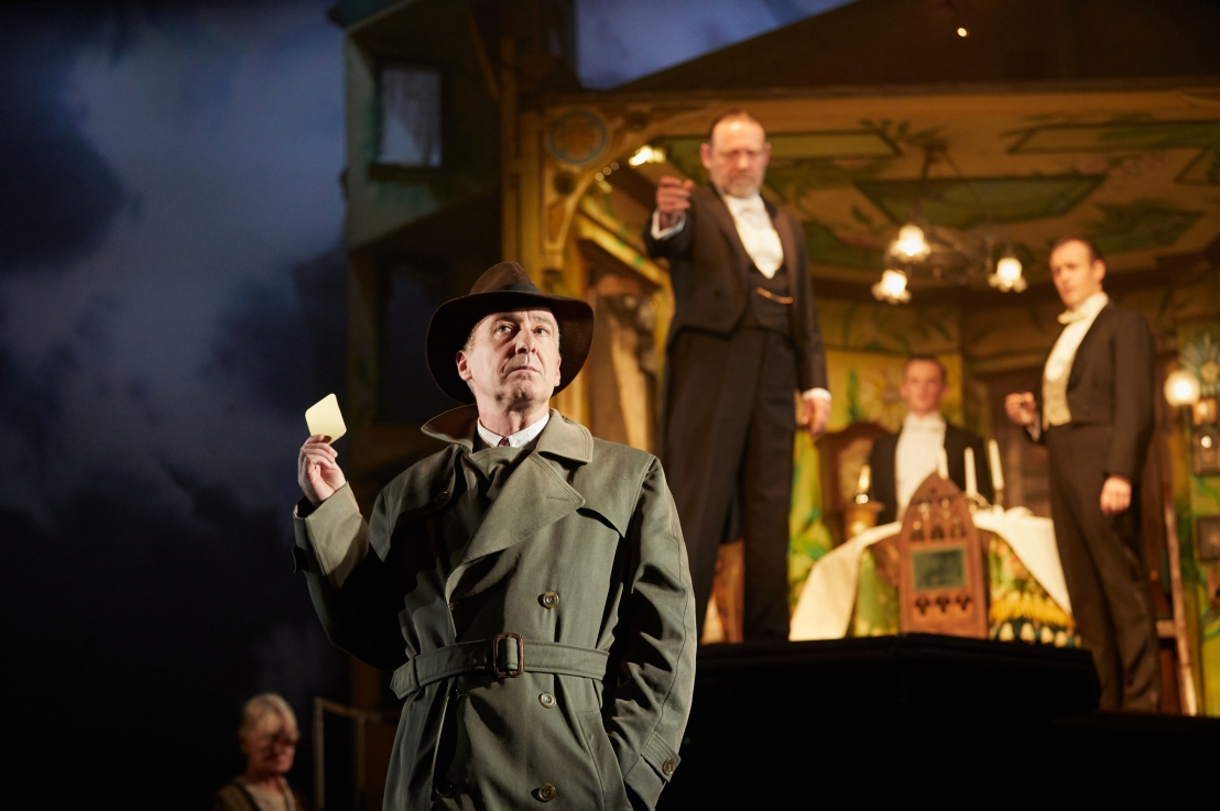 Review: AN INSPECTOR CALLS at Chicago Shakespeare Theater