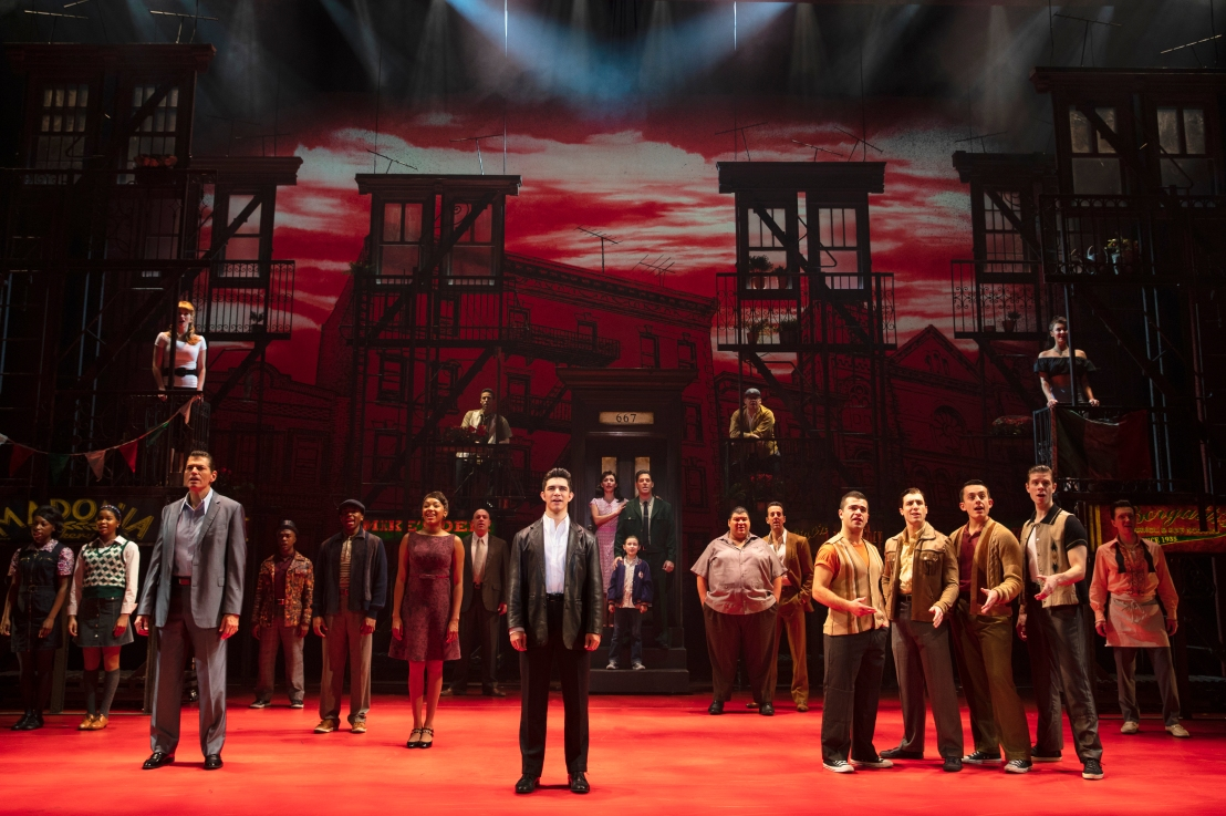 Review: A BRONX TALE National Tour