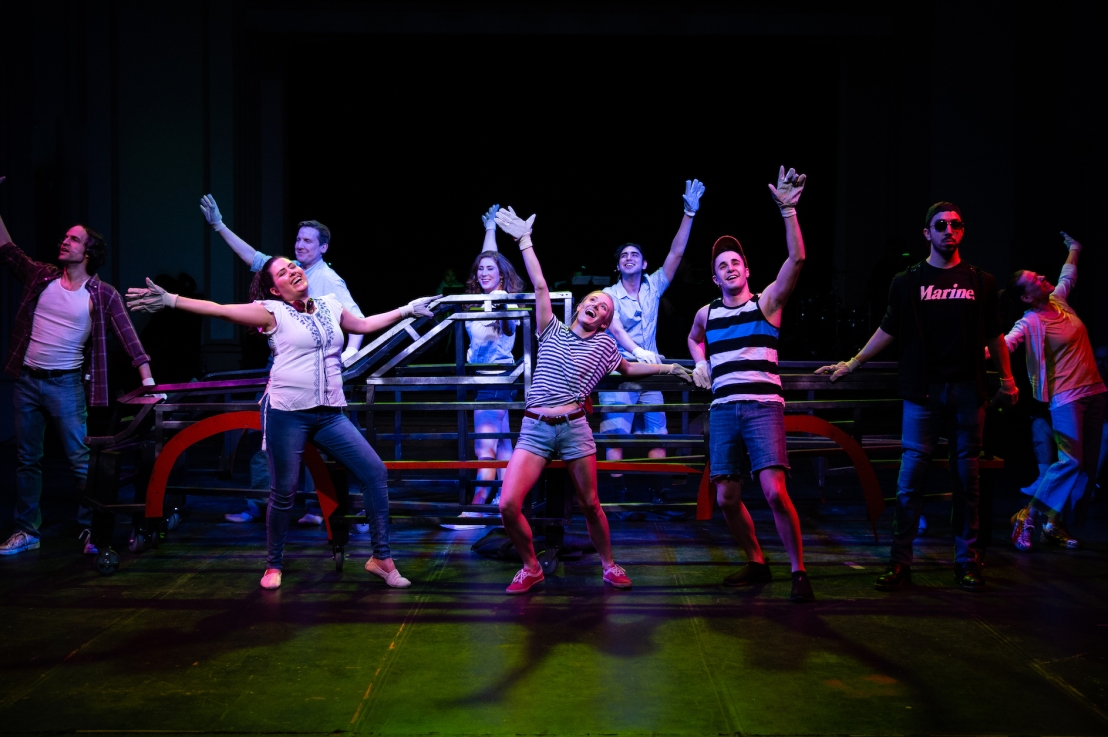 Review: HANDS ON A HARDBODY at Refuge Theatre Project