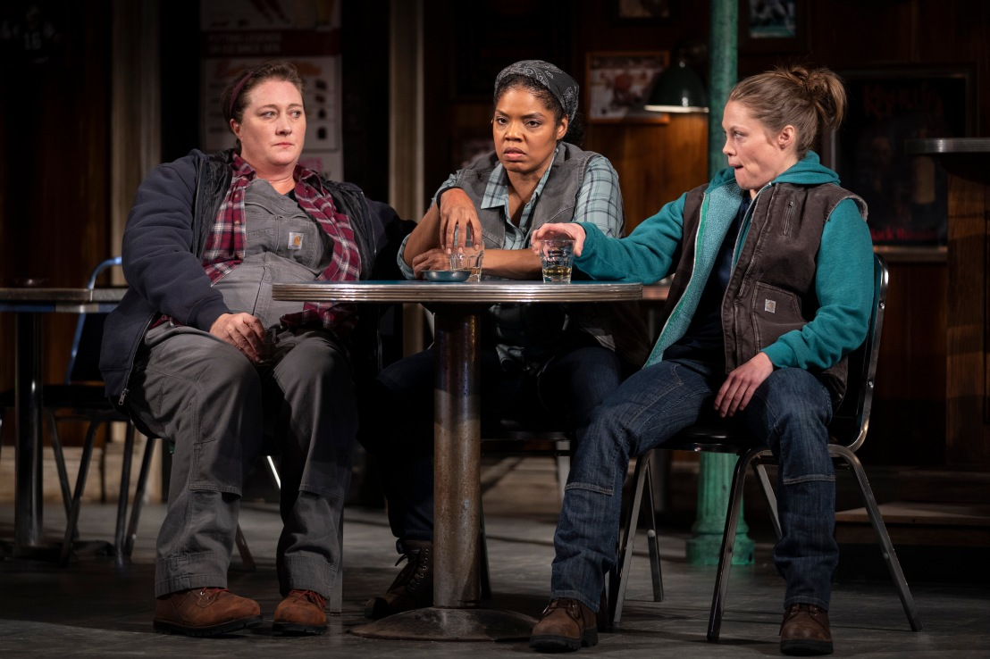 Review: SWEAT at Goodman Theatre