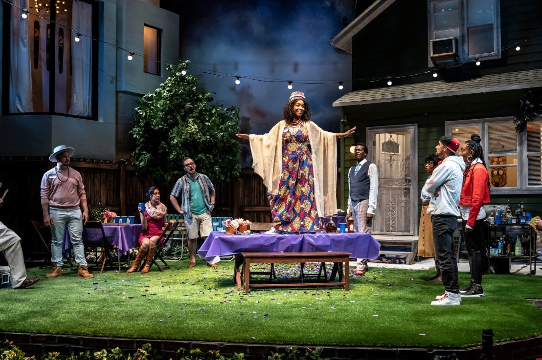 Review: LOTTERY DAY at Goodman Theatre