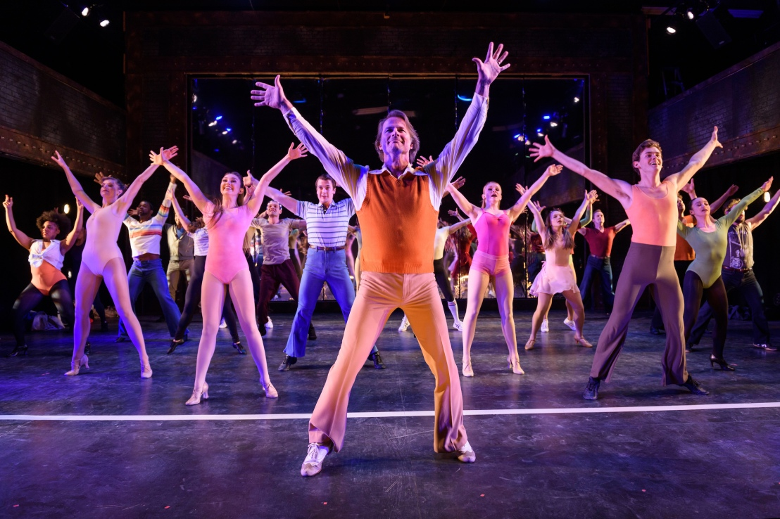 Review:  A CHORUS LINE at Porchlight Music Theatre