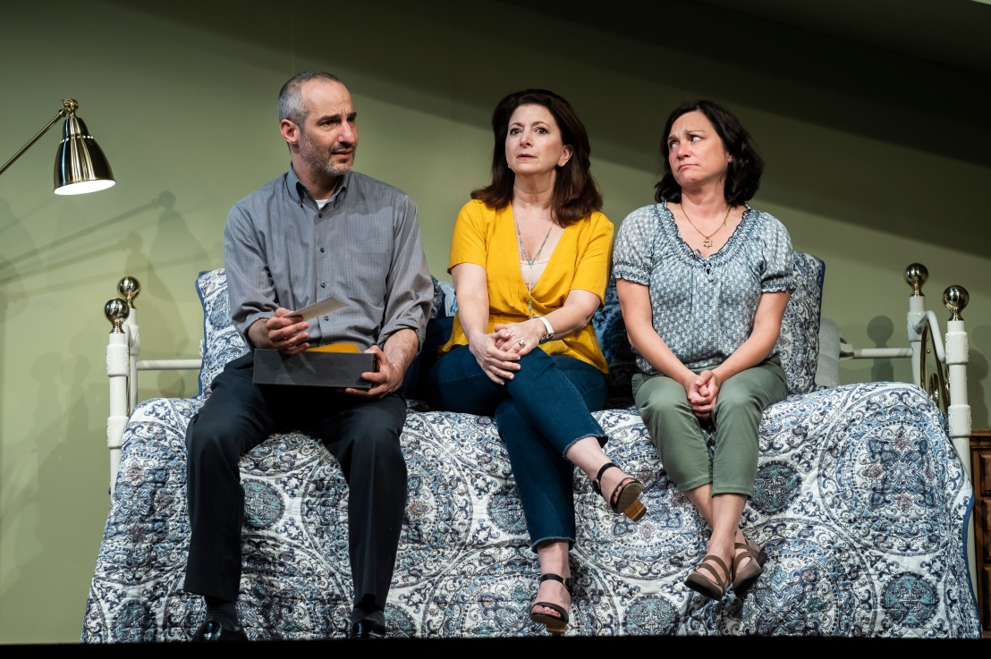 Review: IF I FORGET at Victory Gardens Theater