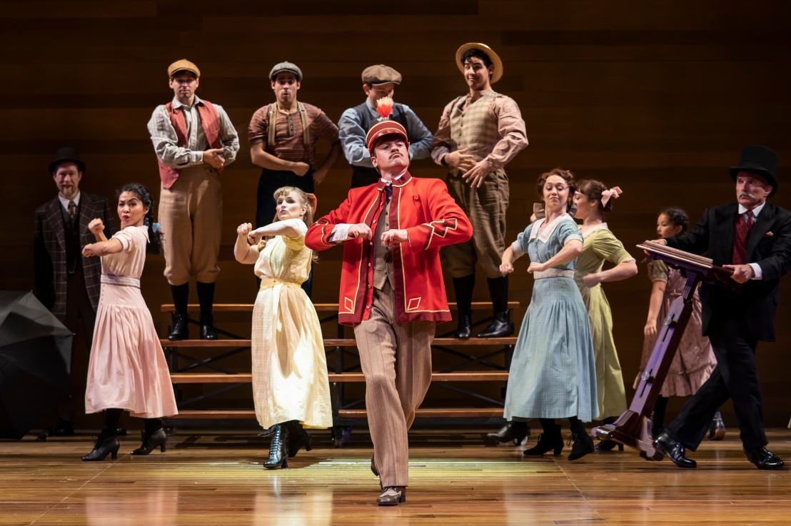 Review: THE MUSIC MAN at Goodman Theatre