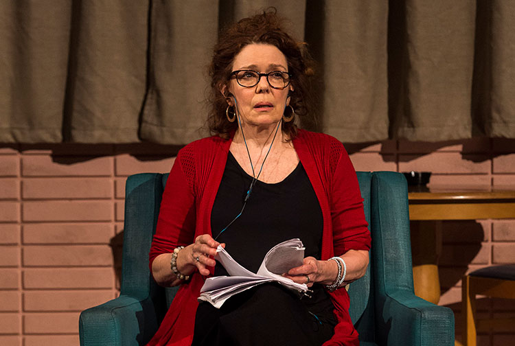 Review: DANA H. at GoodmanTheatre