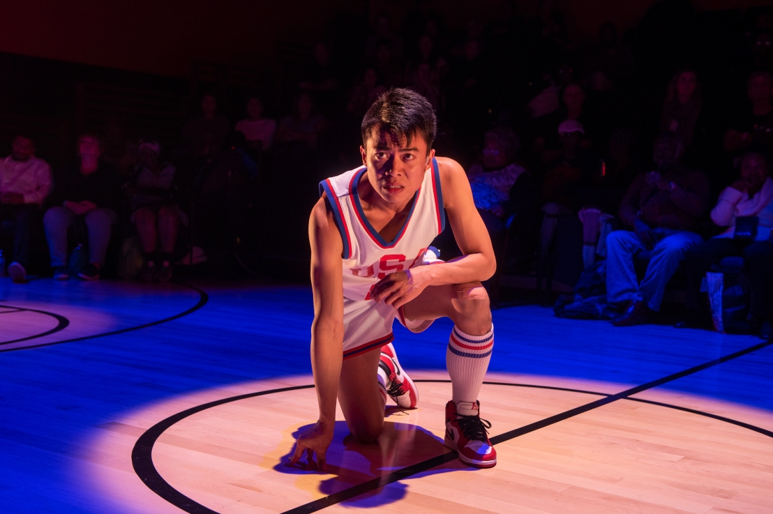 Review: THE GREAT LEAP atSteppenwolf