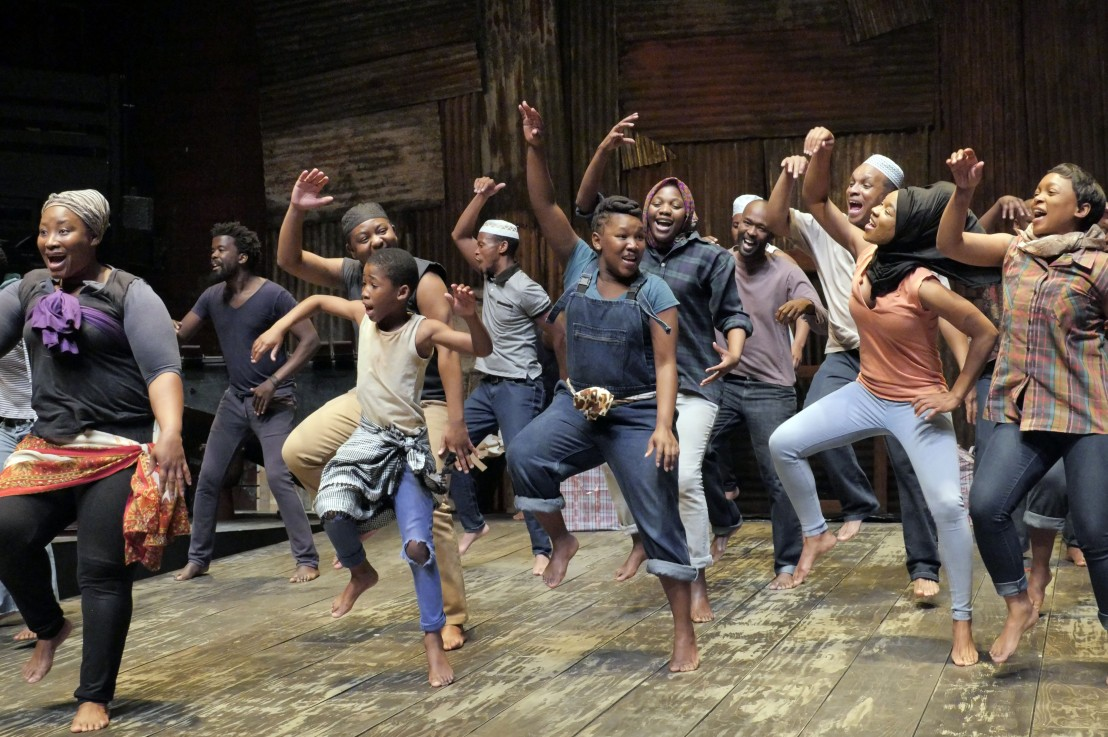 Review: Isango Ensemble's A MAN OF GOOD HOPE at Chicago ShakespeareTheater