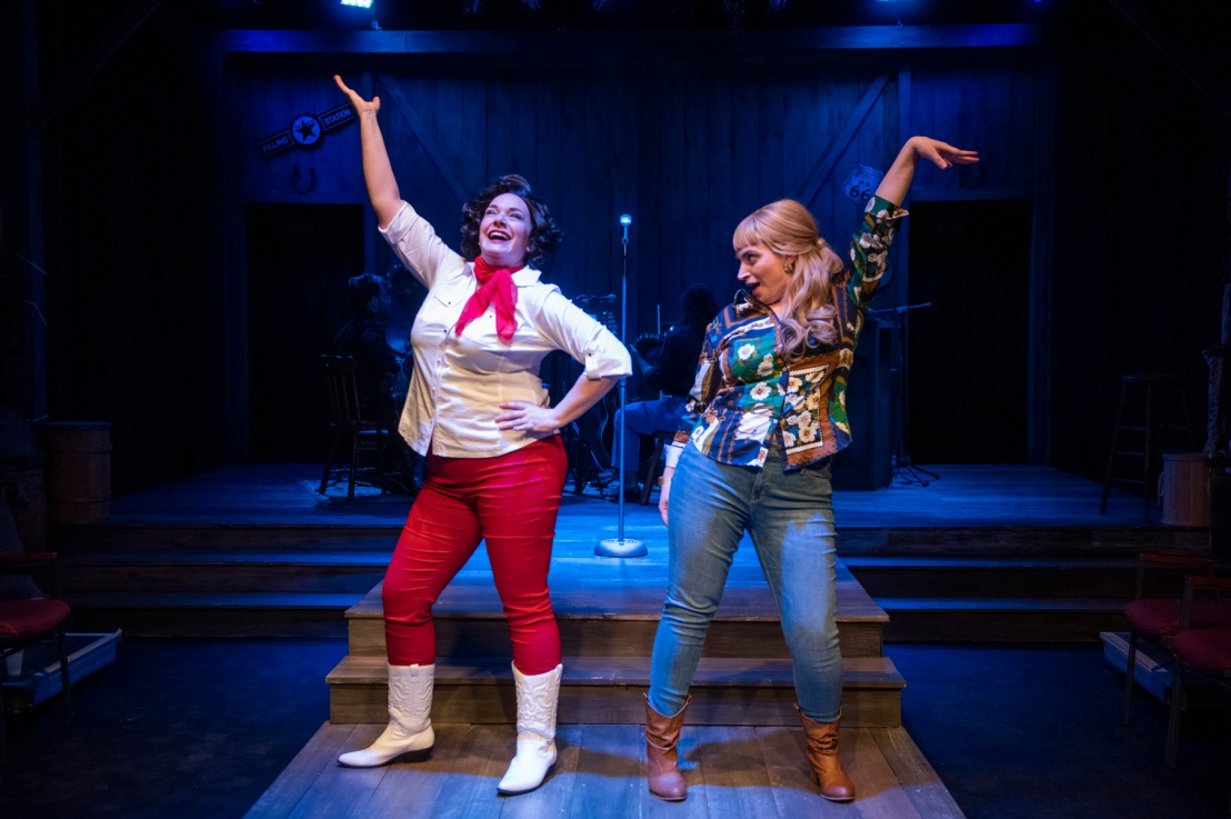 Review: ALWAYS…PATSY CLINE at Firebrand Theatre