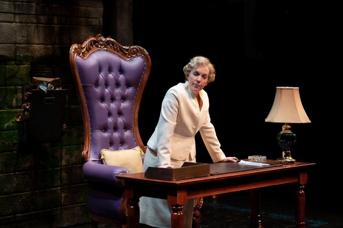 Review: HER HONOR JANE BYRNE at Lookingglass Theatre Company