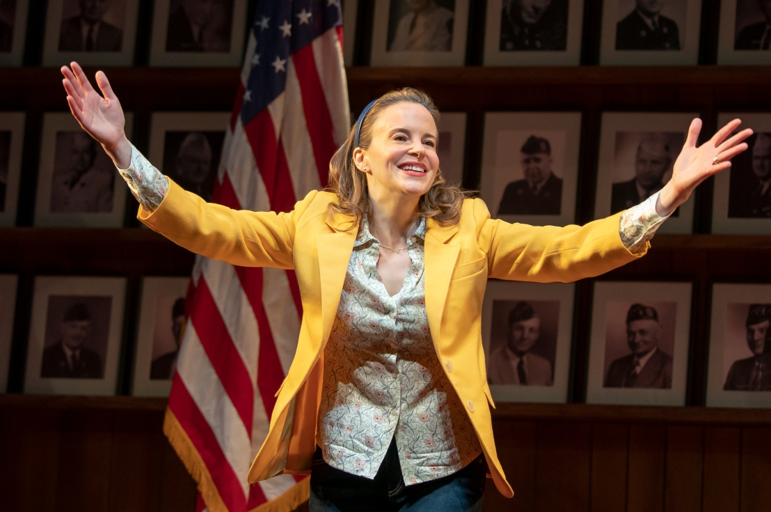 Review: WHAT THE CONSTITUTION MEANS TO ME Presented by Broadway In Chicago